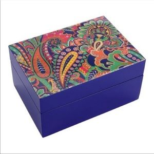 New Venetian Paisley Jewelry Box